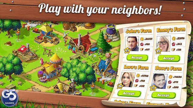 Farm Clan®: Farm Life Adventure syot layar 10