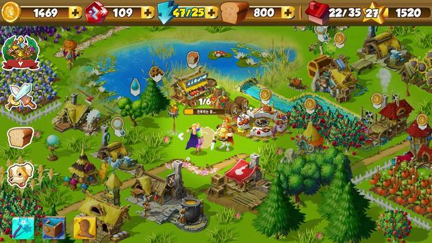 Farm Clan®: 농장 생활 모험 스크린샷 13