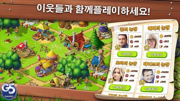 Farm Clan®: 농장 생활 모험 스크린샷 17