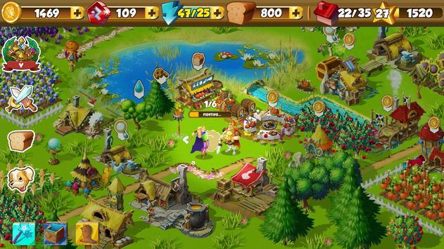 Farm Clan®: Çiftlik Hayatı Macerası Ekran Görüntüsü 13