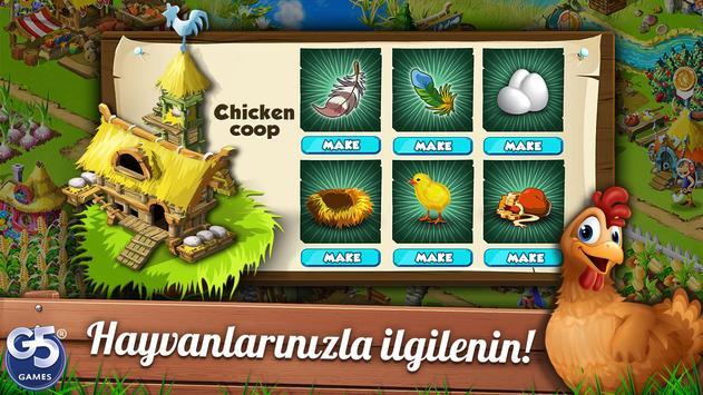 Farm Clan®: Çiftlik Hayatı Macerası Ekran Görüntüsü 16