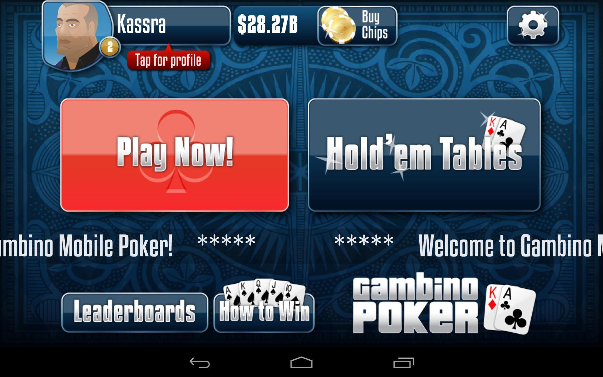 Gambino For Android Apk Download
