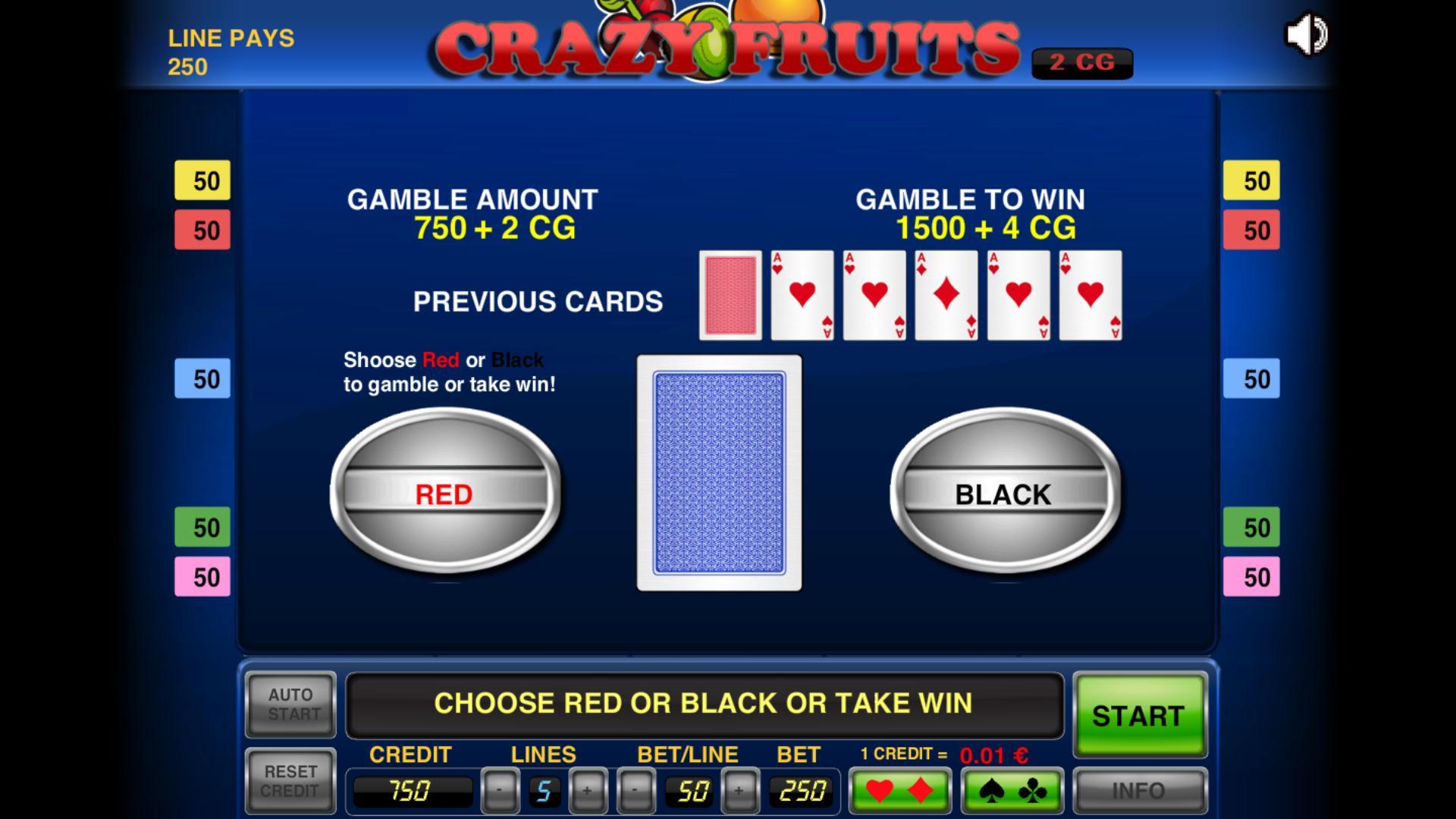 Crazy fruits скачать