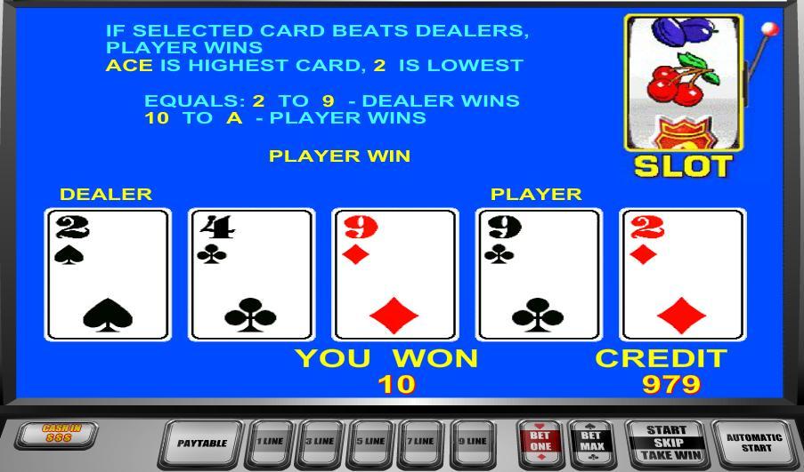 Азартные игры играть бесплатно