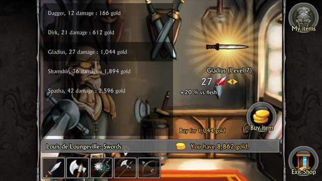 Swords and Sandals 2 Redux screenshot 7