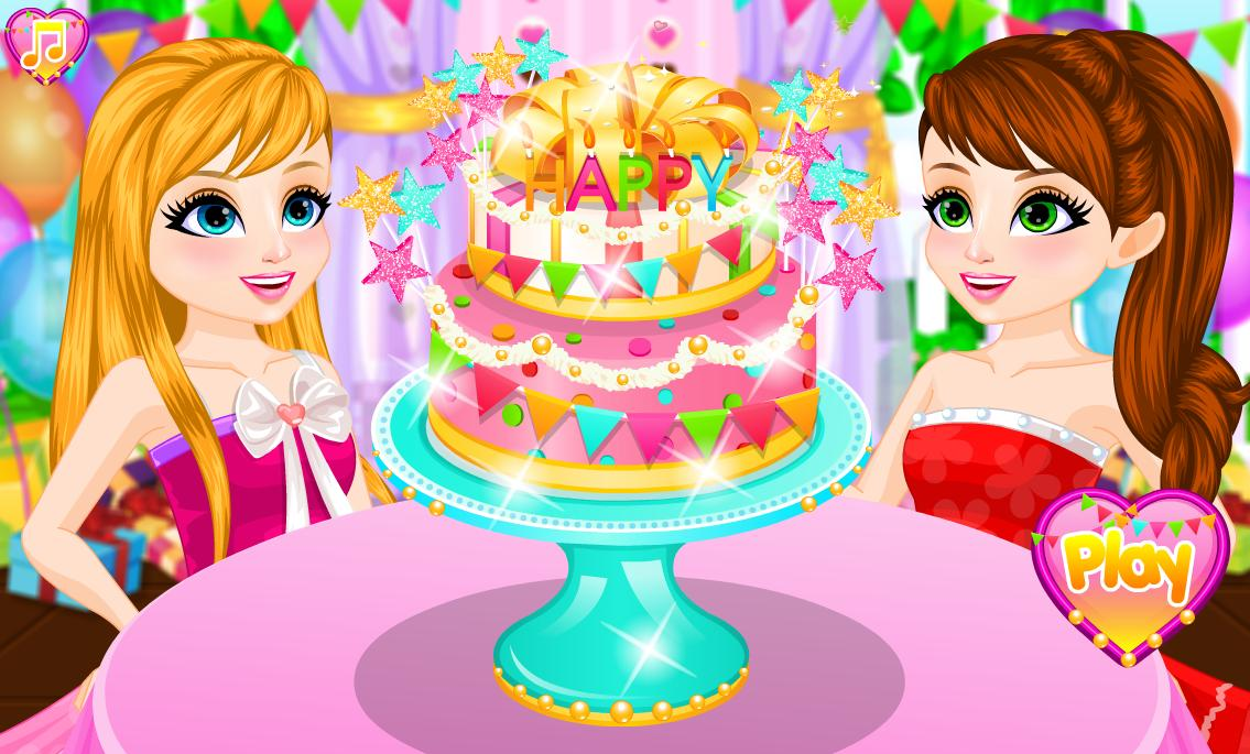 Super Cooking Birthday Cake Games For Girls For Android Apk Download Funny Birthday Cards Online Hendilapandamsfinfo