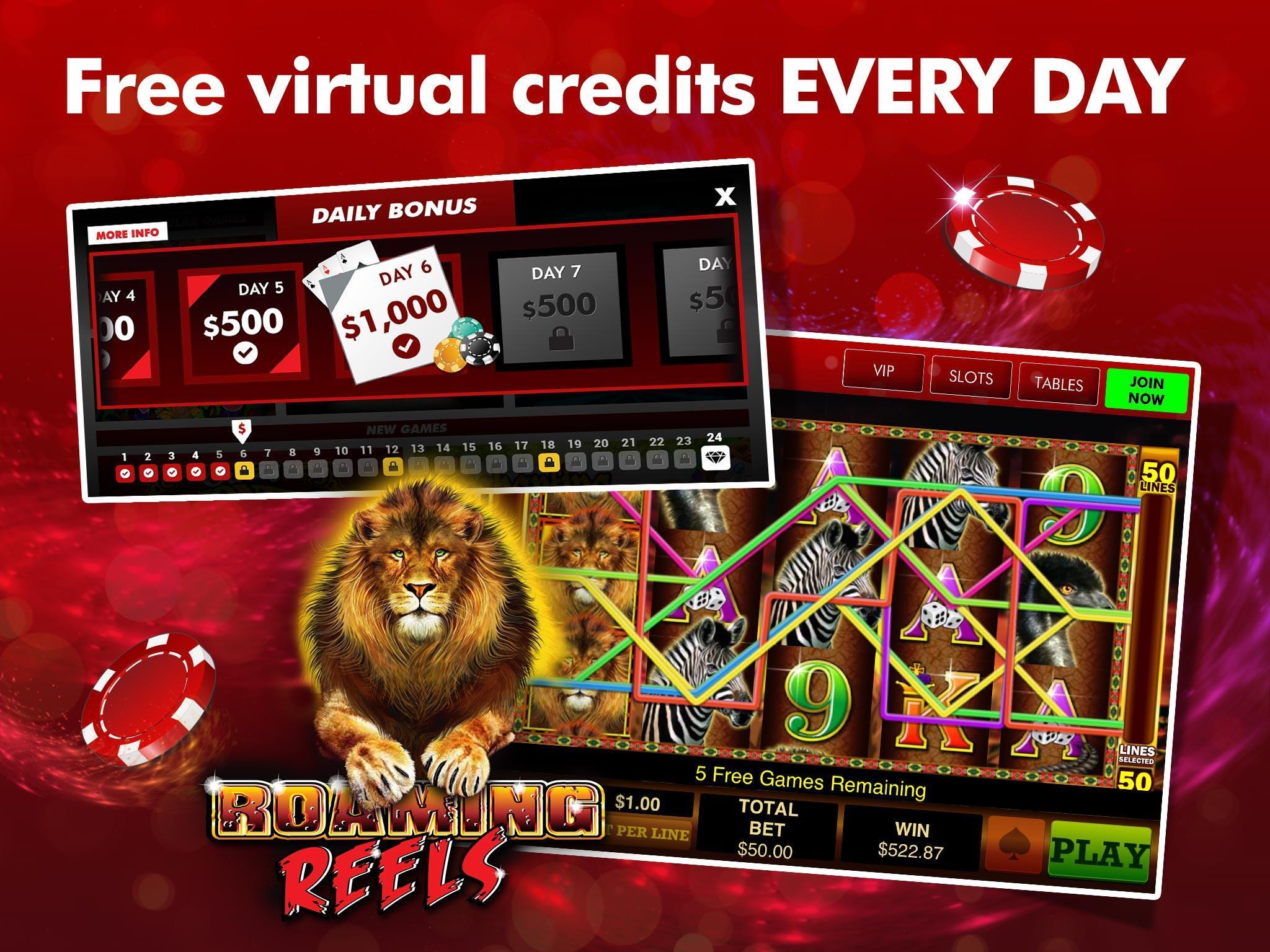 Live Social Casino
