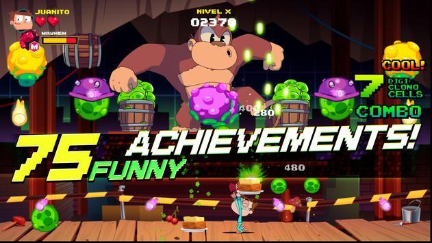 Arcade Mayhem Shooter ảnh chụp màn hình 19
