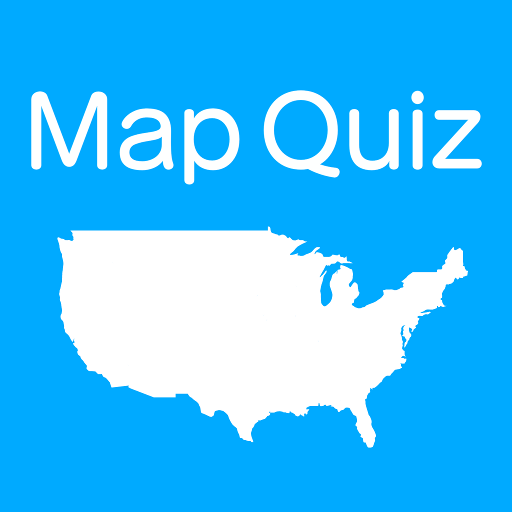 US States & Capitals Map Quiz