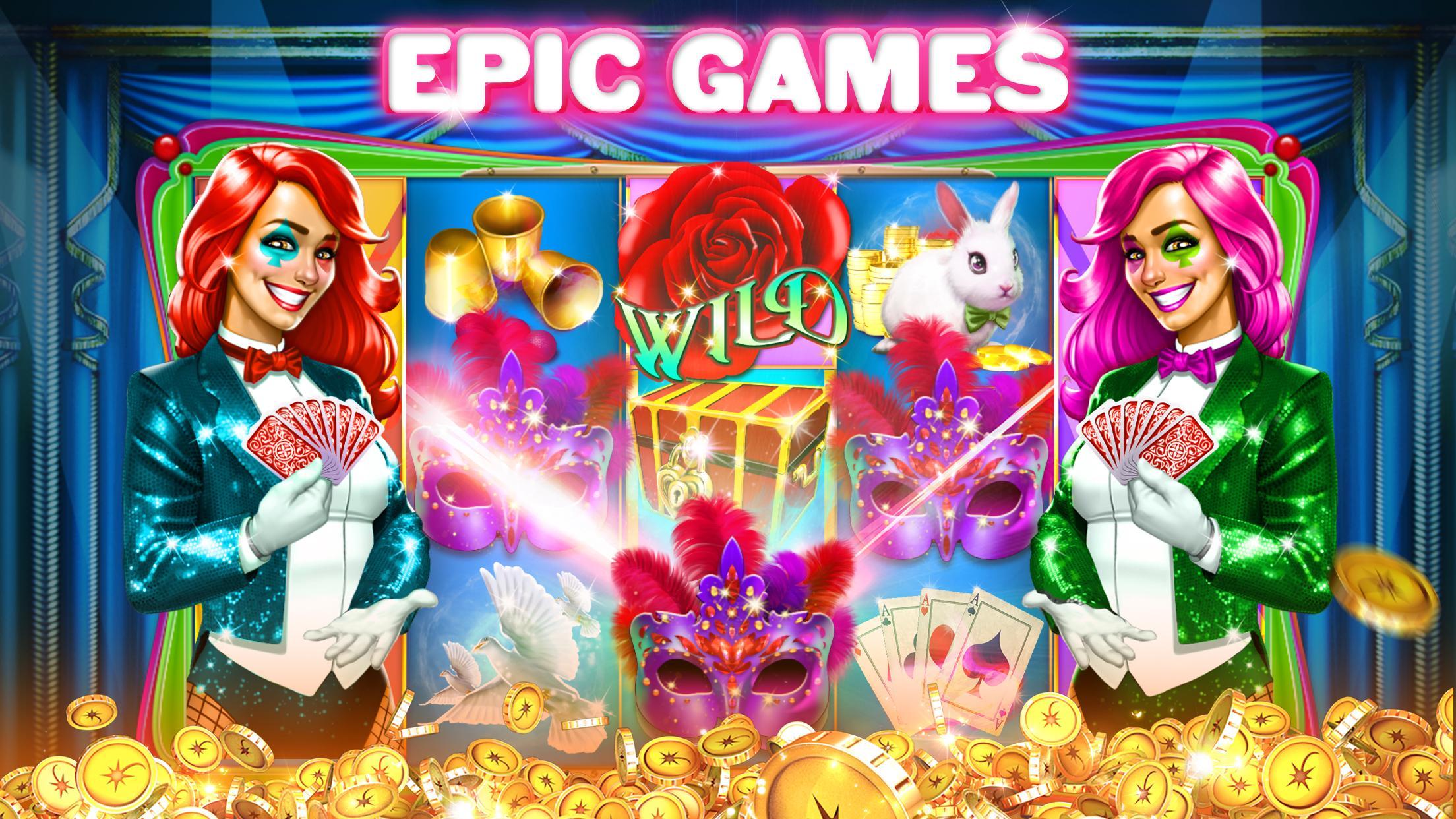 JACKPOTJOY Slots: Free Online Casino Games poster