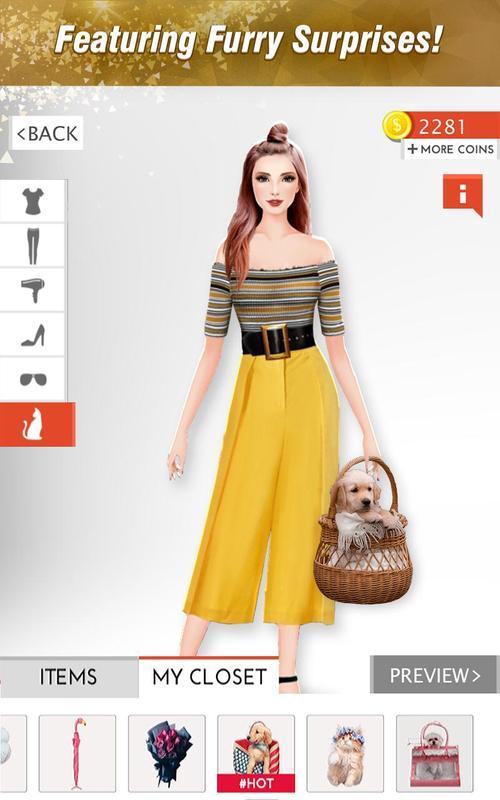 International Fashion Stylist: Model Design Studio For