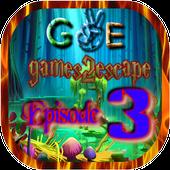 Games2Escape : Escape Games Episode 3 icon