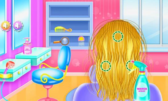 girl needs another hairstyle game screenshot 2