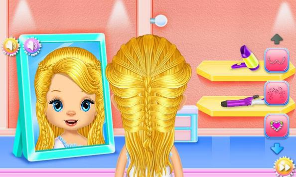 girl needs another hairstyle game screenshot 4