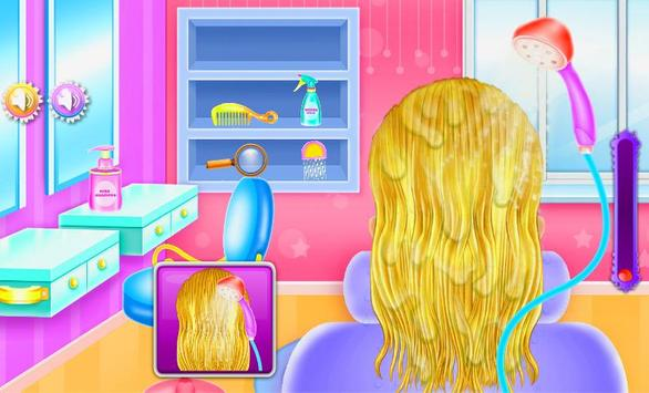 girl needs another hairstyle game screenshot 8