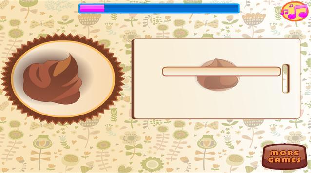Baking and Cooking Chocolate Cake: Girl Fun Bakery screenshot 5