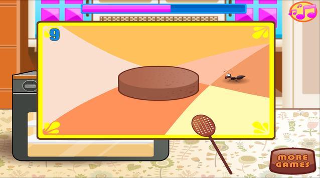 Baking and Cooking Chocolate Cake: Girl Fun Bakery screenshot 1