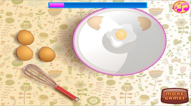 Baking and Cooking Chocolate Cake: Girl Fun Bakery screenshot 2