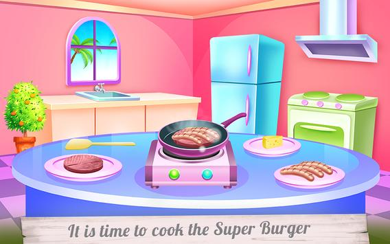 Huge Super Burger Cooking screenshot 22