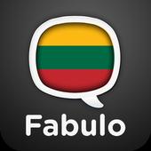 Learn Lithuanian - Fabulo icon