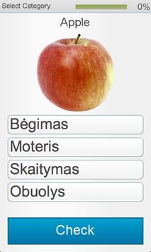 Learn Lithuanian - Fabulo poster