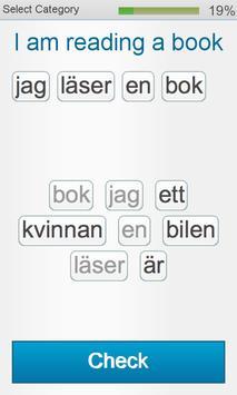 Learn Swedish - Fabulo screenshot 1