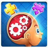 Brain Games Mind IQ Test - Trivia Quiz Memory icon