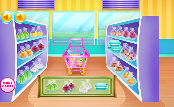 Homemade Burger and Dessert Cooking Game screenshot 4
