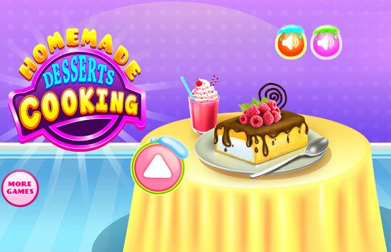 Homemade Burger and Dessert Cooking Game screenshot 7