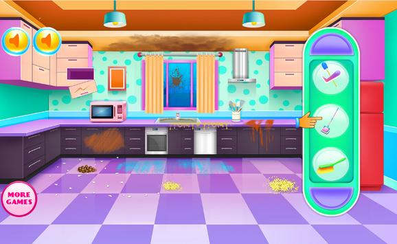 Homemade Burger and Dessert Cooking Game screenshot 3