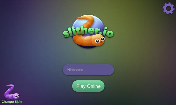 slither.io capture d'écran 6