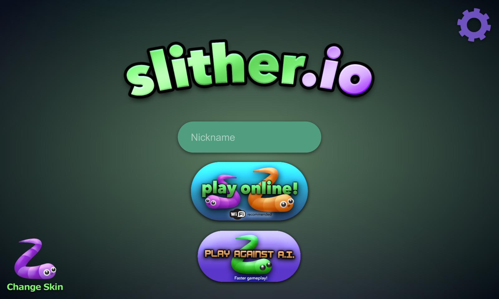 slither.io for Android - APK Download
