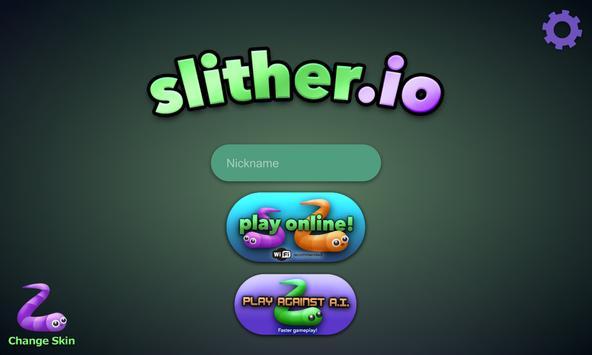 slither.io تصوير الشاشة 12