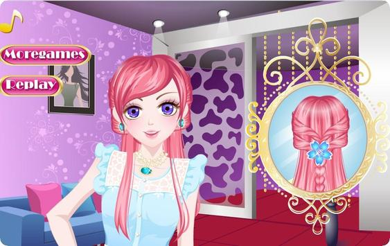 Hot Braid Hairdresser HD screenshot 8
