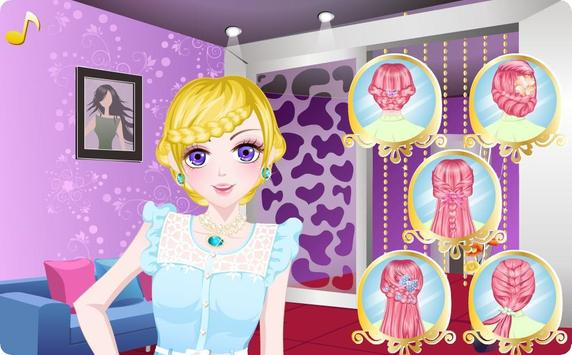 Hot Braid Hairdresser HD screenshot 1