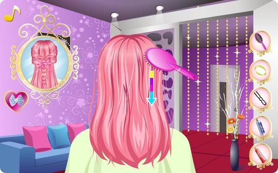 Hot Braid Hairdresser HD screenshot 3