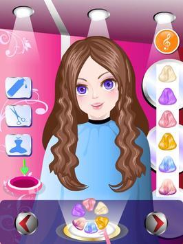 Happy Hairdresser Game screenshot 1