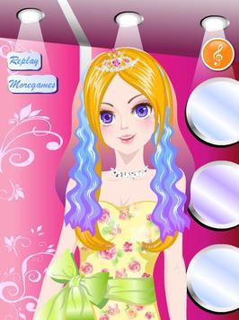 Happy Hairdresser Game screenshot 2
