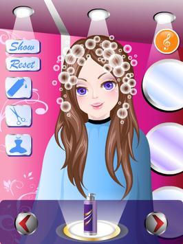 Happy Hairdresser Game screenshot 6