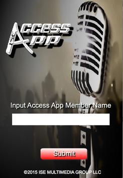 Access App screenshot 4
