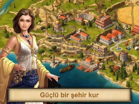 Grepolis Ekran Görüntüsü 6
