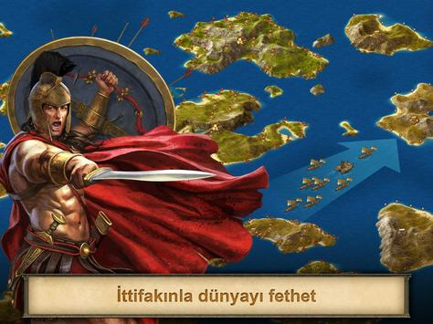 Grepolis Ekran Görüntüsü 2