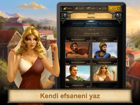 Grepolis Ekran Görüntüsü 3