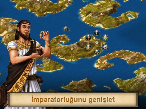 Grepolis Ekran Görüntüsü 4