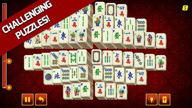 Mahjong screenshot 1