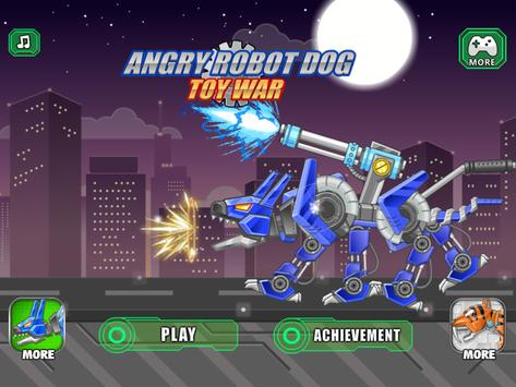 Angry Robot Dog Toy War screenshot 3