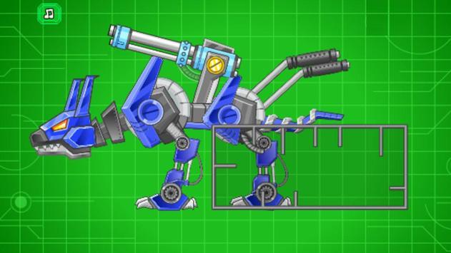 Angry Robot Dog Toy War скриншот 1