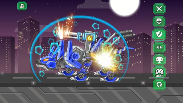 Angry Robot Dog Toy War screenshot 2