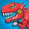 Toy Robot Mexico Rex Dino War biểu tượng