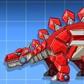 Assemble Robot War Stegosaurus